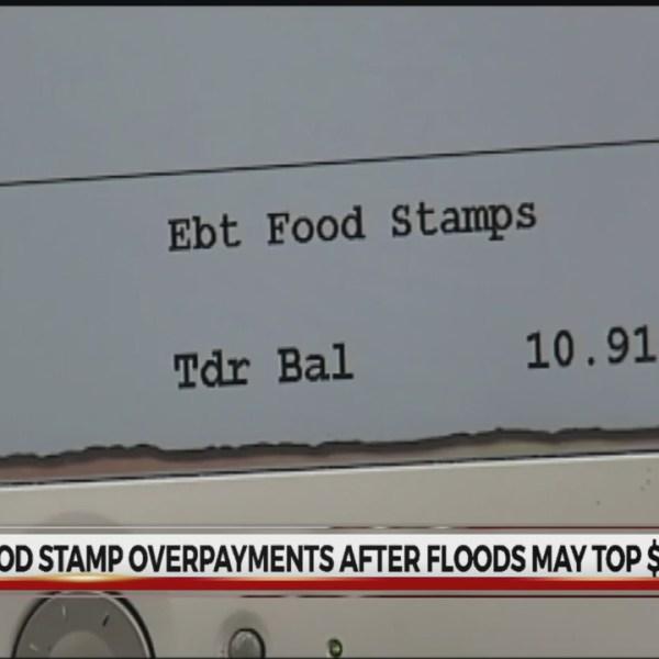 Flood Food Stamps