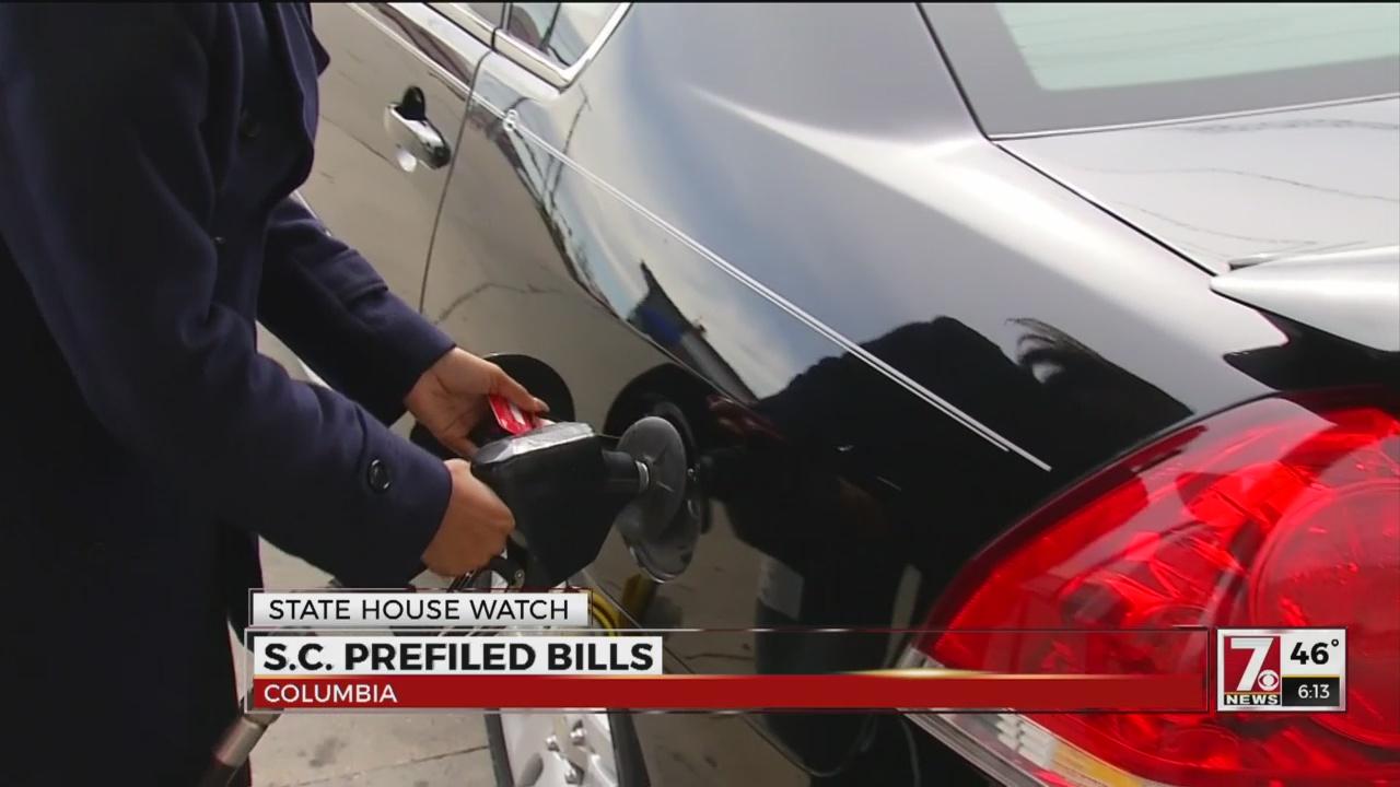SC Prefiled Bills