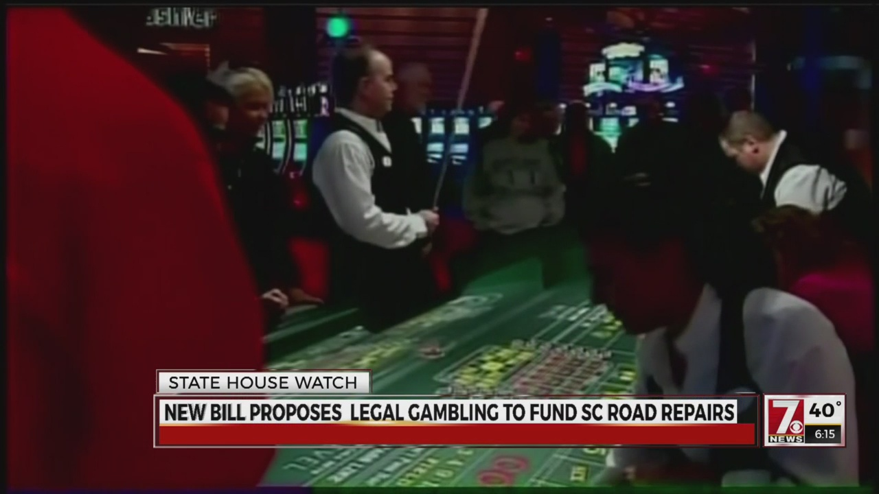 Gambling for Roads