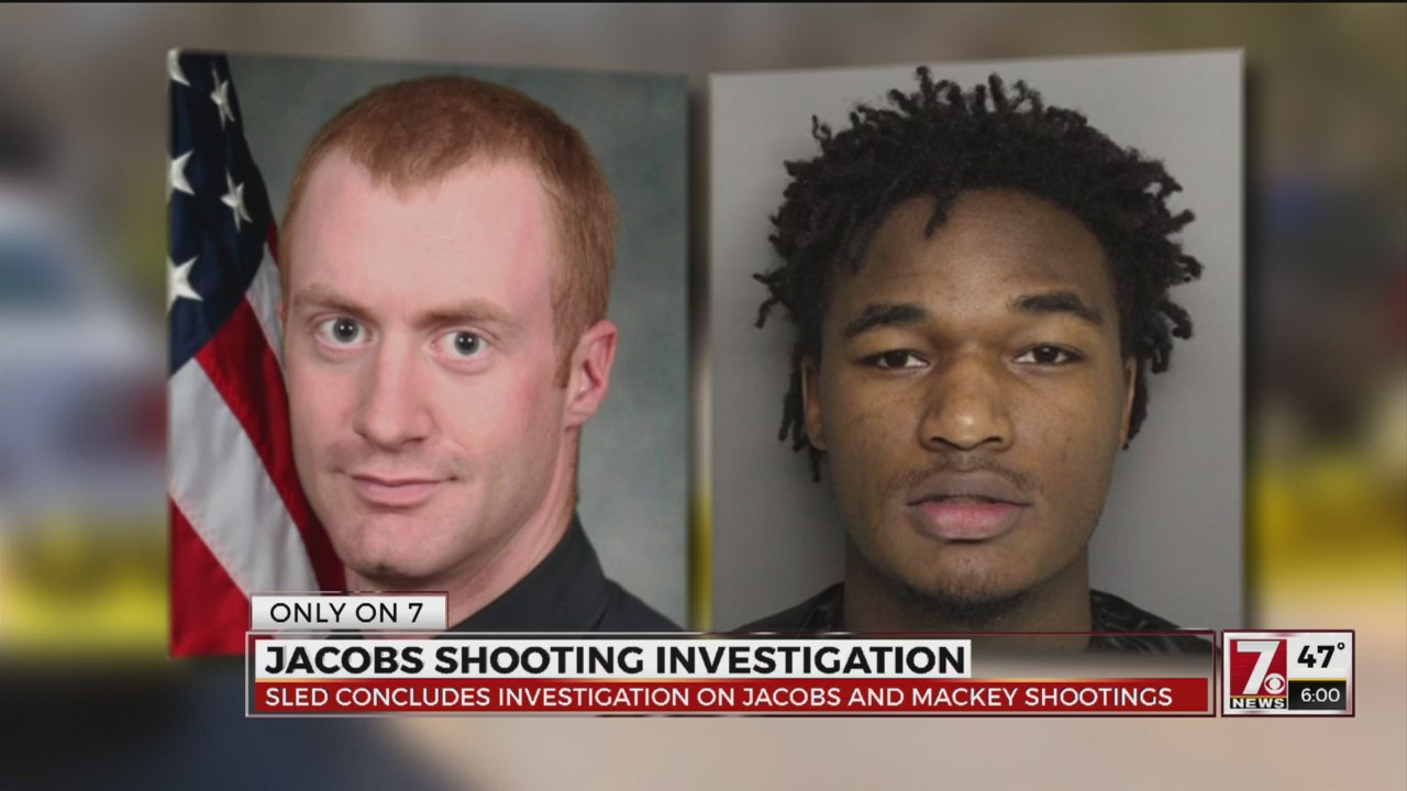Investigation in Officer Jacobs