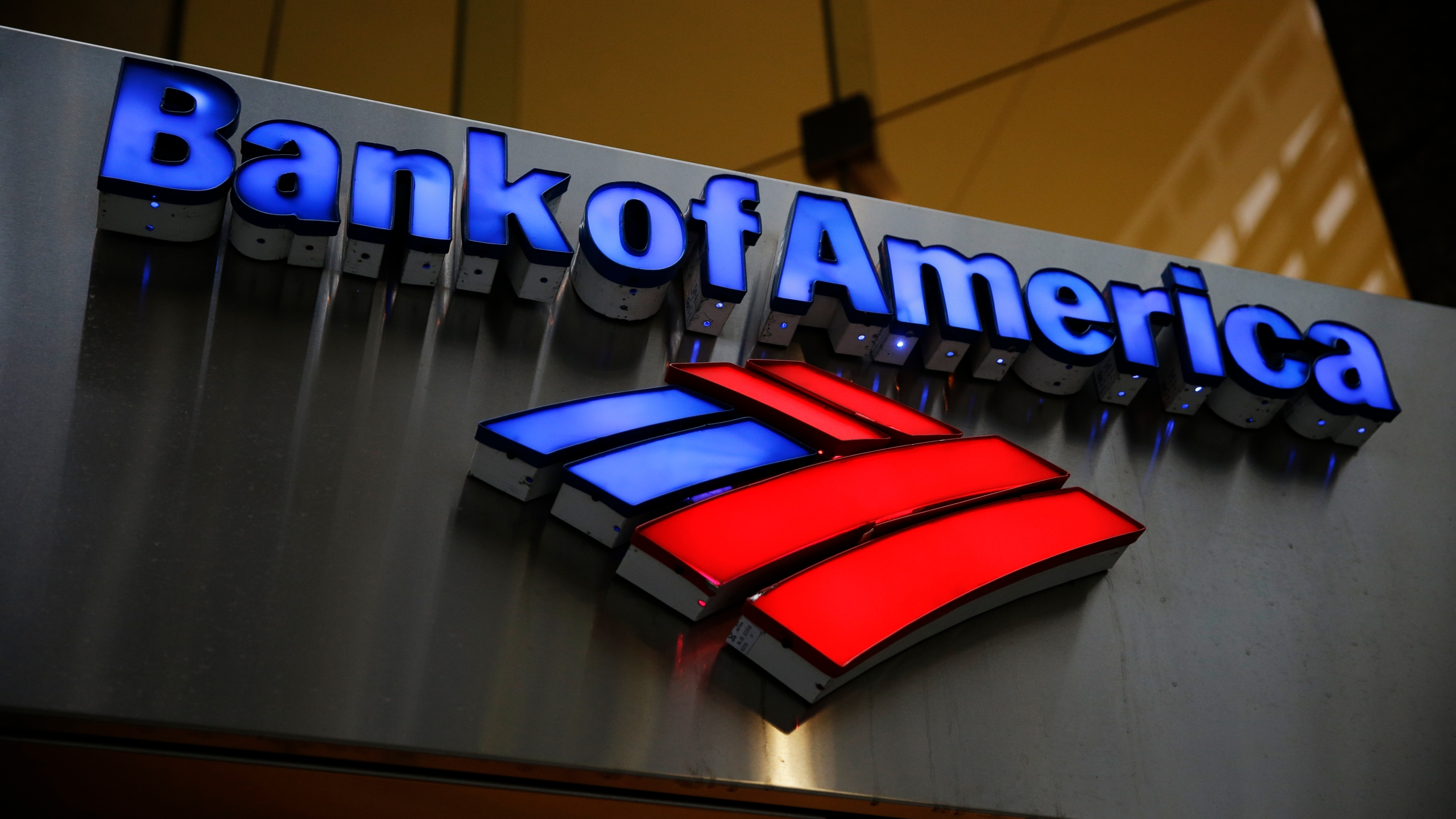 Bank of America sign generic_288445