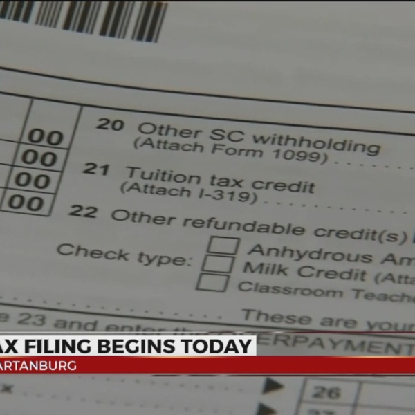 Tax filing begins today