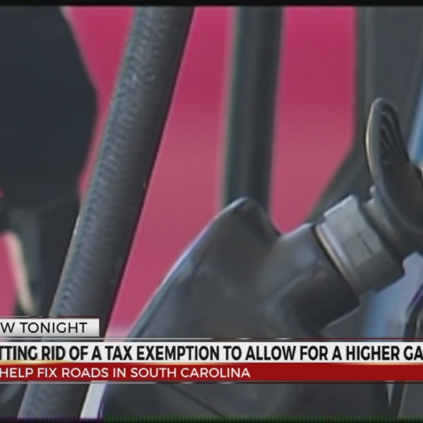 Chamber of Commerce supports gas tax hike to fix roads