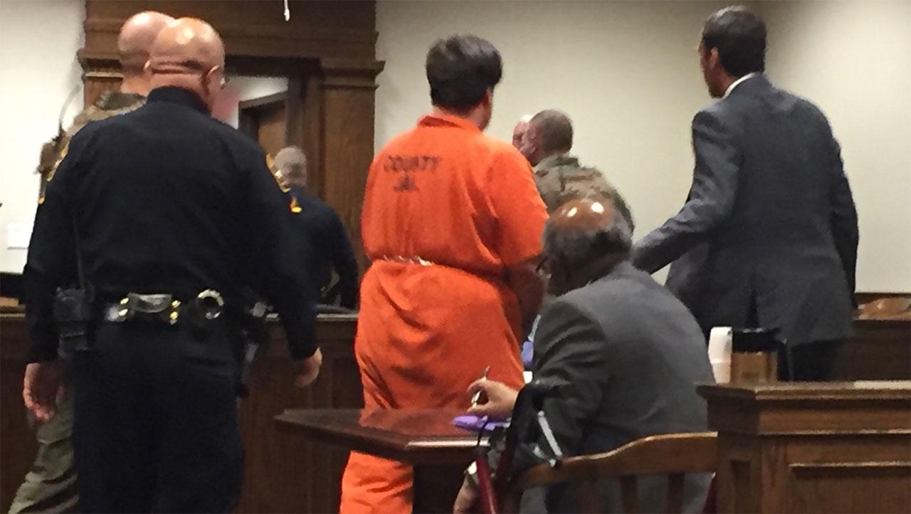 Todd Kohlhepp in court Thursday_298817
