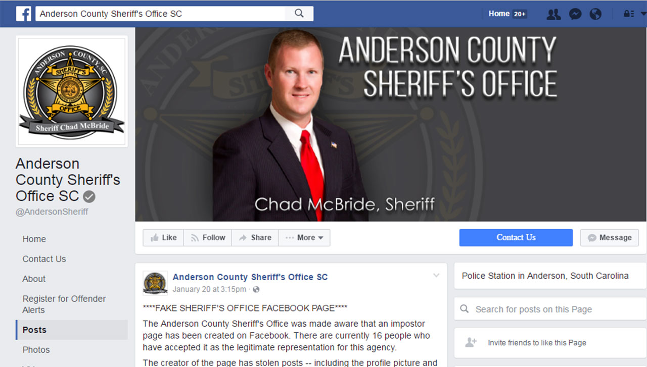 Anderson Co. Sheriff's Office Facebook page_307421