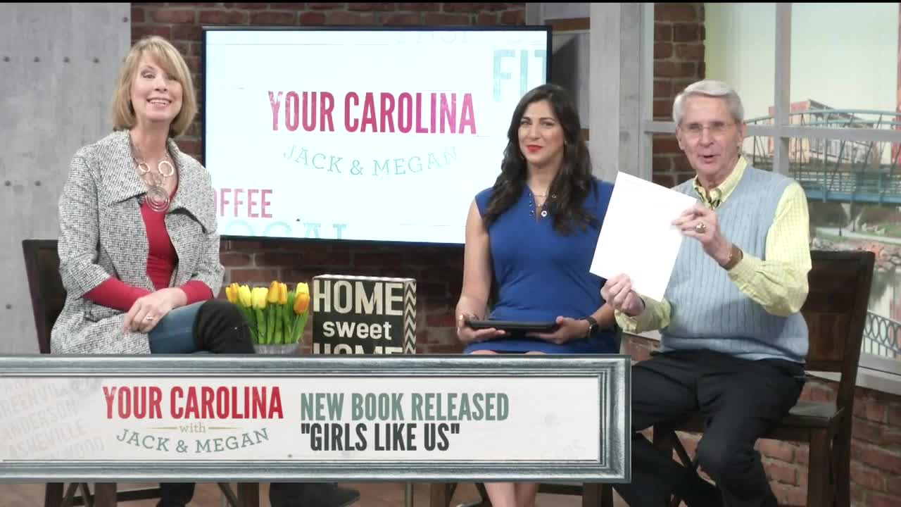 Pam Stone Discusses her new book