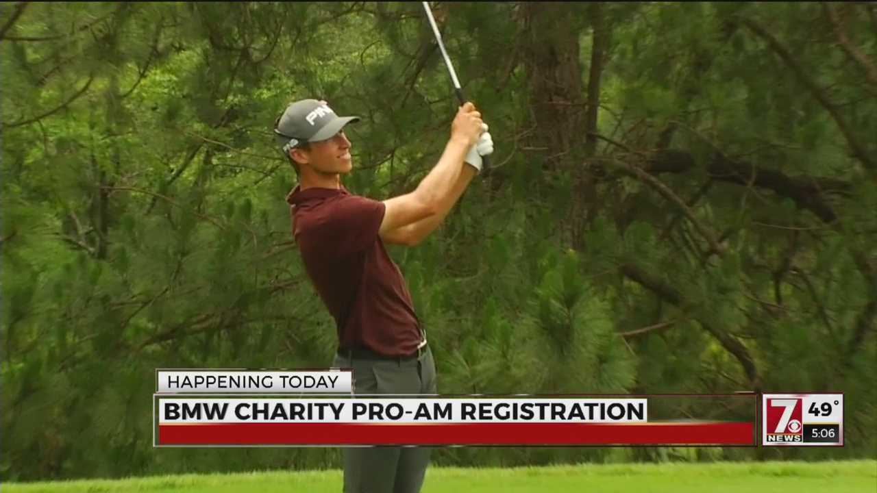 Volunteer registration opens for BMW Charity Pro-Am