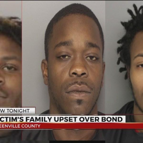 Rosemond Family upset over bond