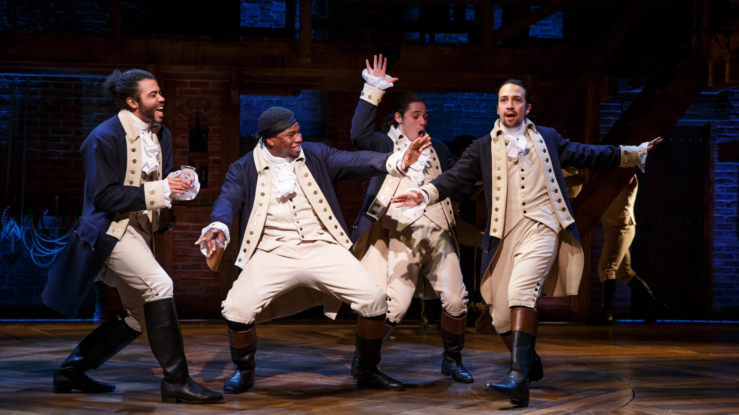 Hamilton musical Broadway coming to Peace Center in 2018_332938