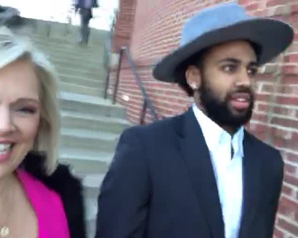 Joel Berry talks about UNC's hats_347099
