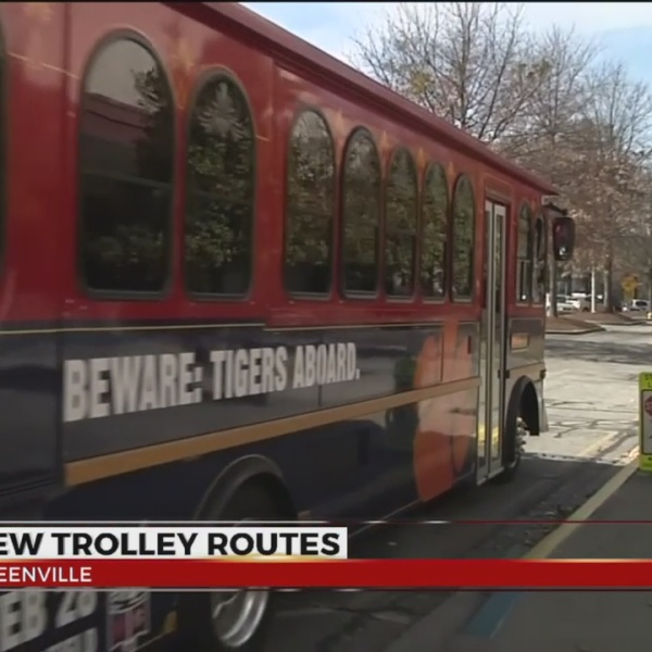 Greenville Trolley service expanding routes by summer