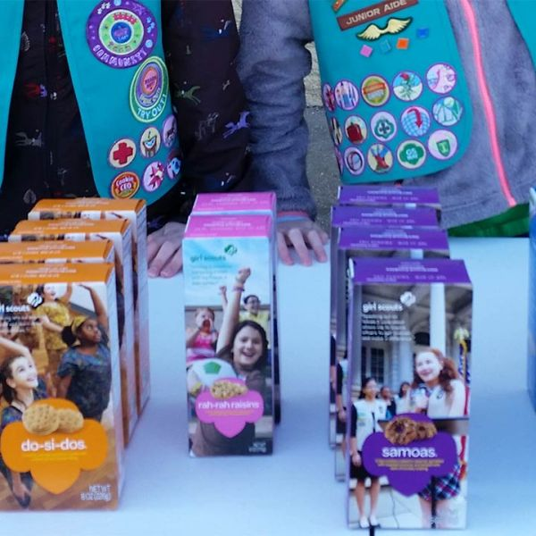 girl scouts booth sales_328566