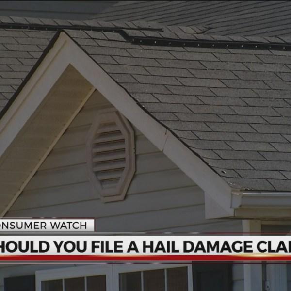 Hail Damage Claim_351217