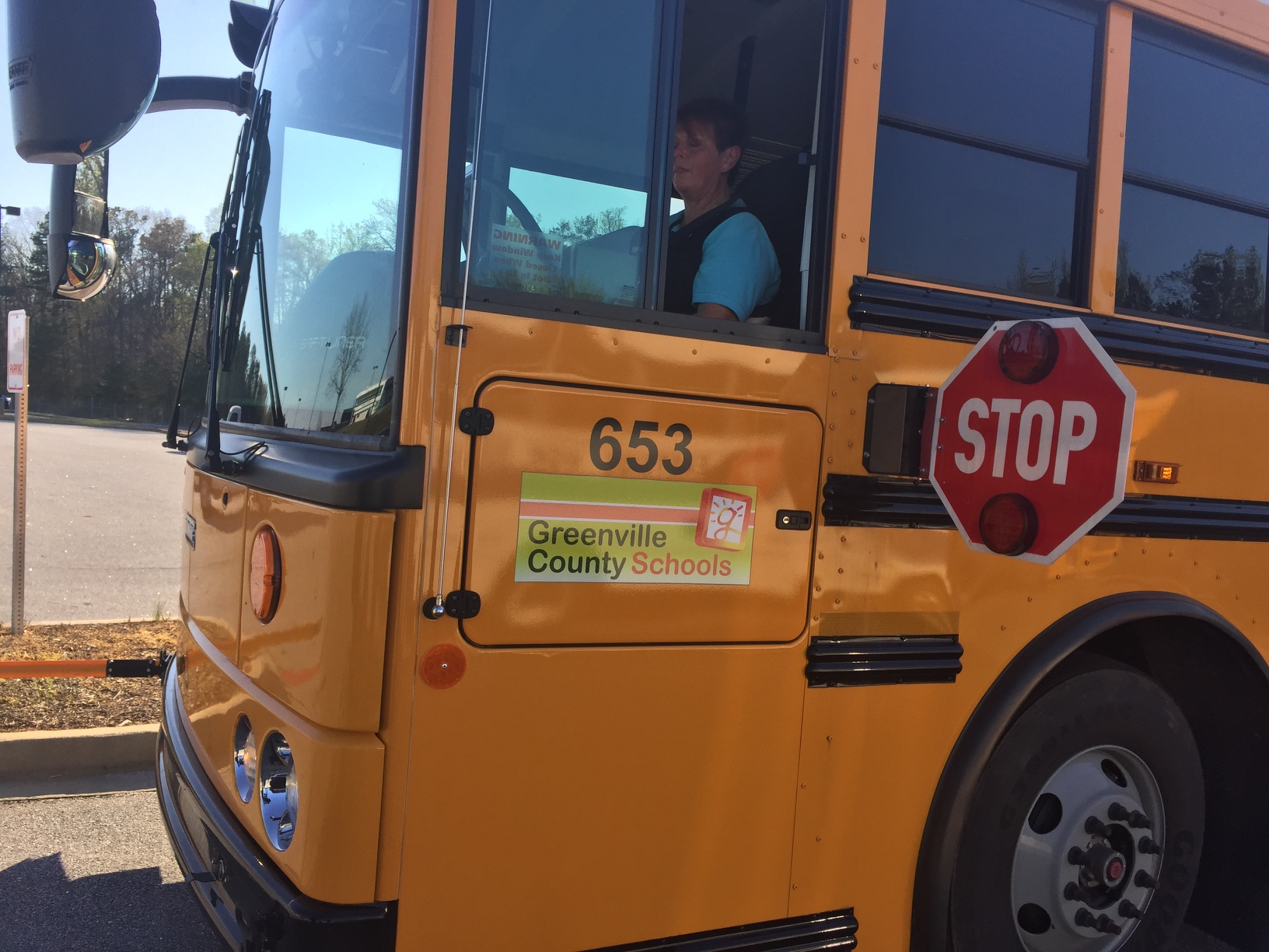Greenville County School Bus Driver_354826