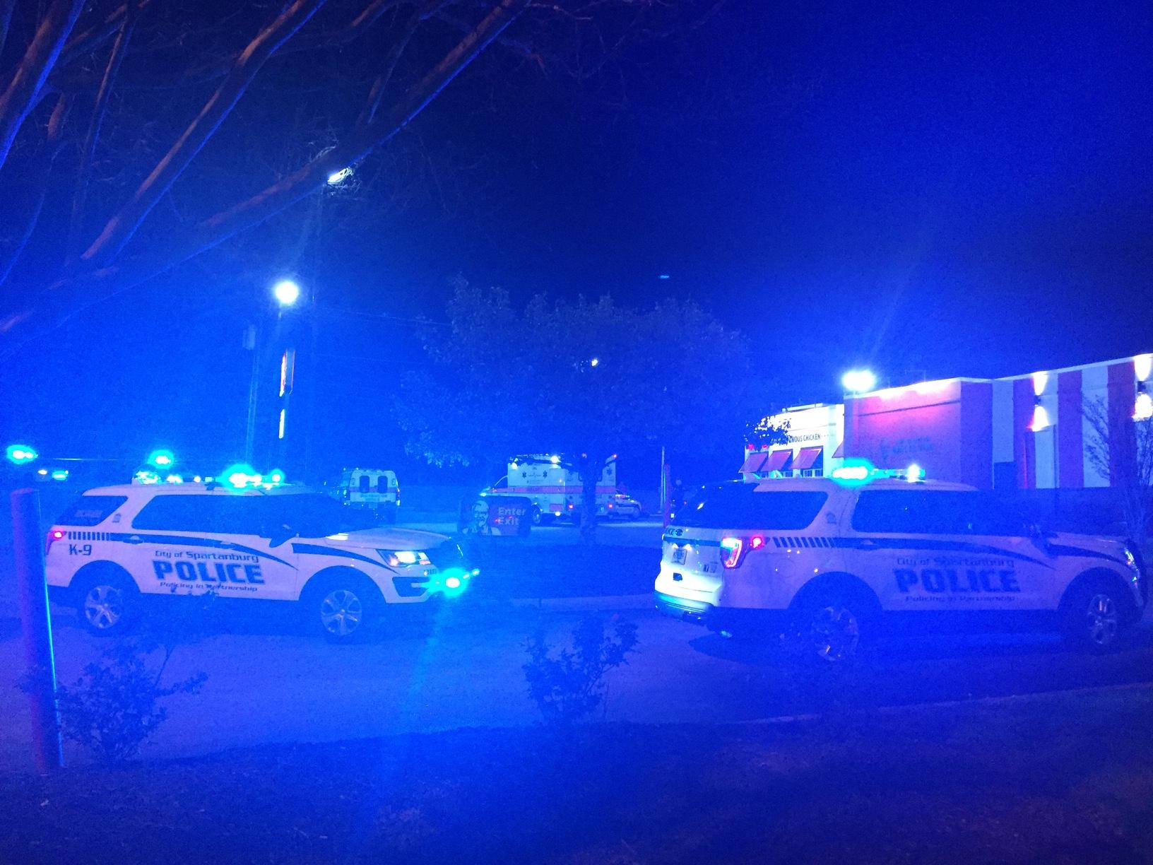 KFC shooting robbery Spartanburg_356292