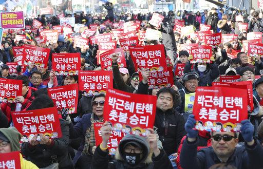 South Korea Politics_342708