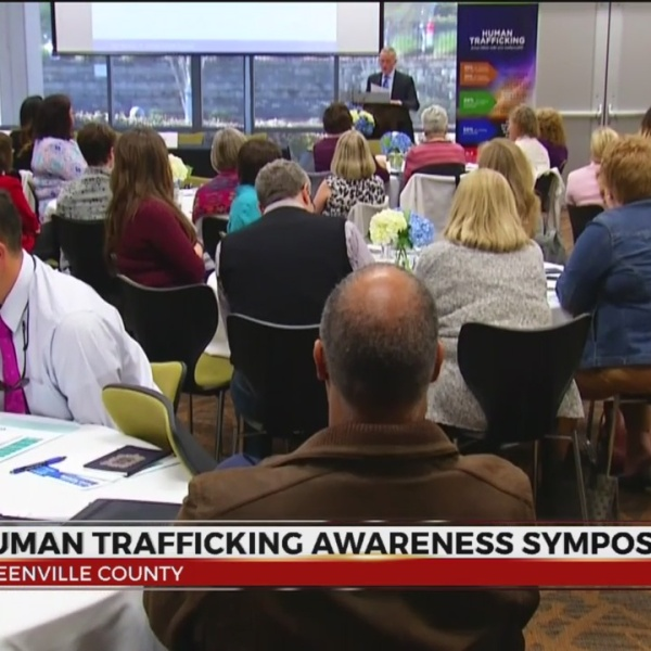 Congressman joins Upstate leaders in fight against human trafficking