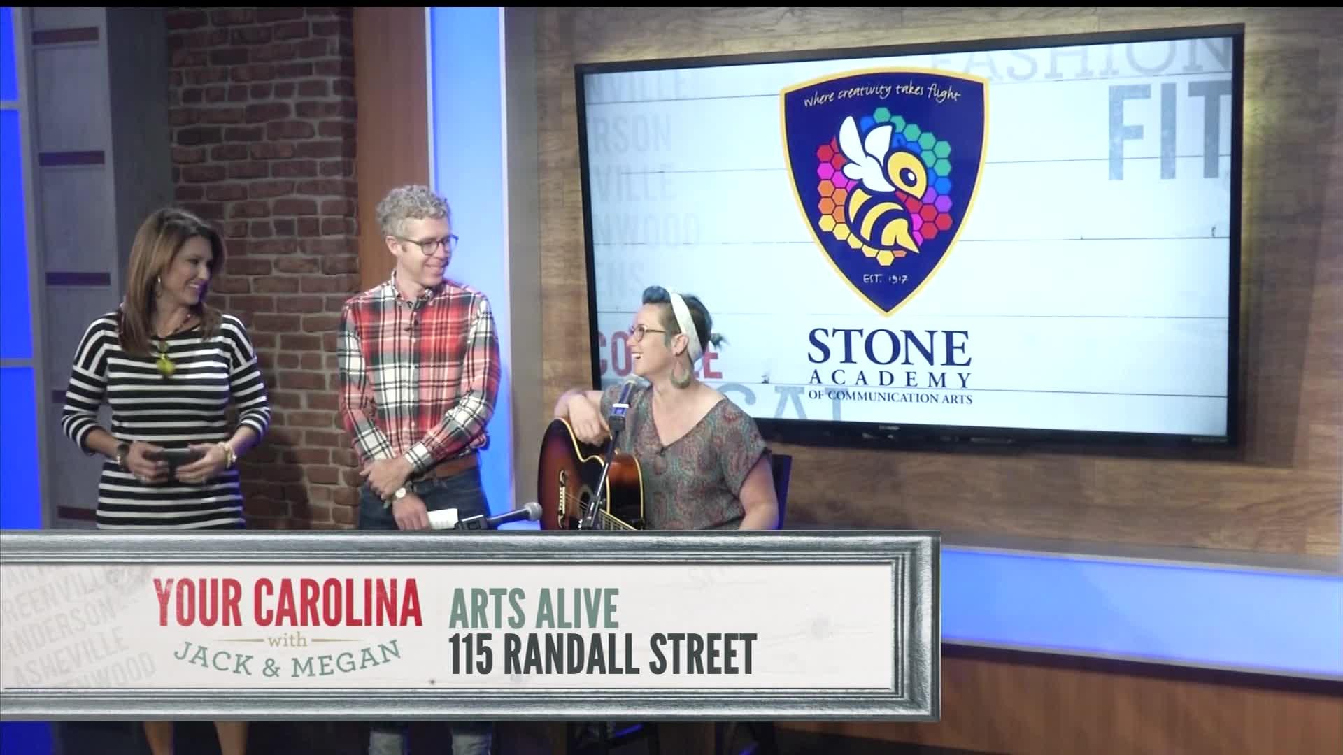 Stone Academy Arts Alive