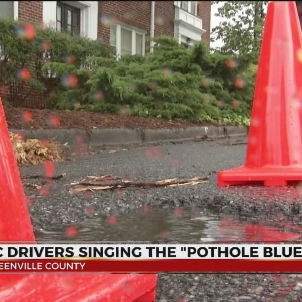 SC Drivers Sing The Pothole Blues