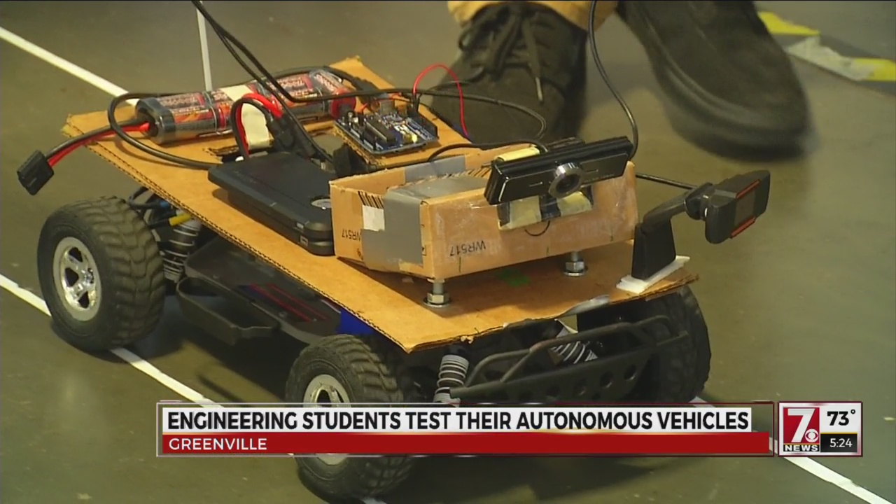 Clemson Autonomous Vehicles_370568