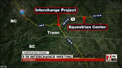 I 26 interchange meeting_369942