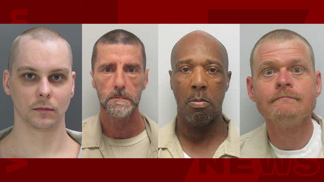 Inmate Deaths Jason Kelley, John King, Jimmy Ham, William Scruggs_360339