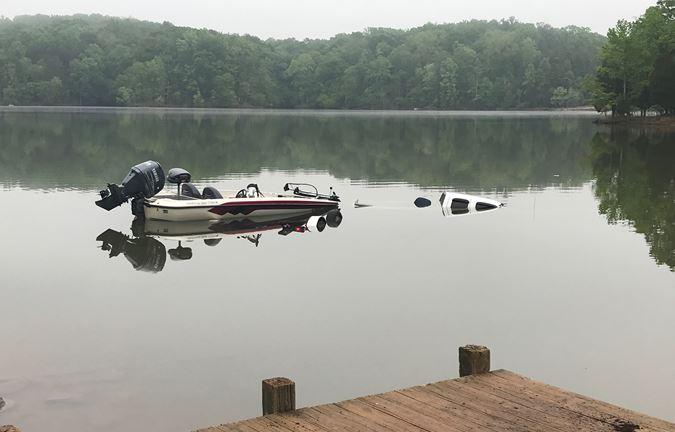 Lake Craig submersion_372336