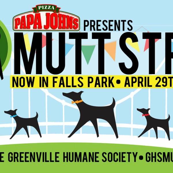Greenville Humane Society Mutt Strut 2017_372906