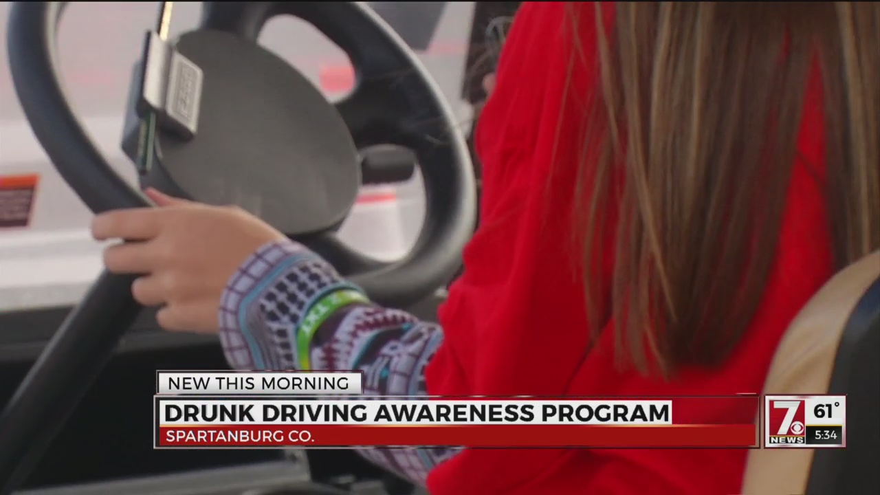 Spartanburg drunk driving awareness_362600