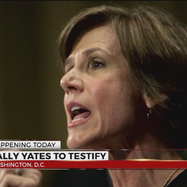 Sally Yates to testify