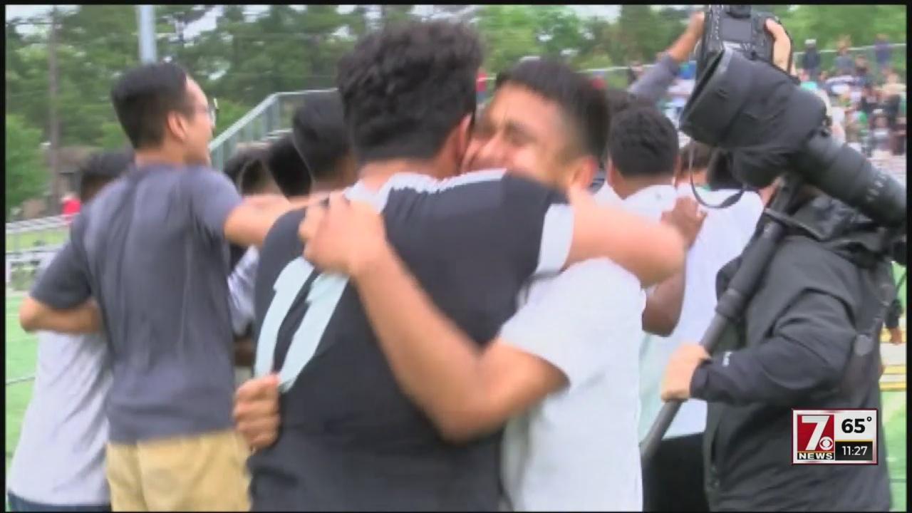 Berea Boys and J.L. Mann Girls Wins Soccer State Titles; Dixie & J.L. Mann Boys Come Up Short