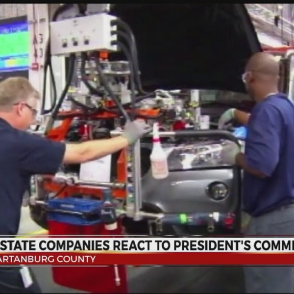 Upstate Business Community Pushes Back Against President Trump's Tweet