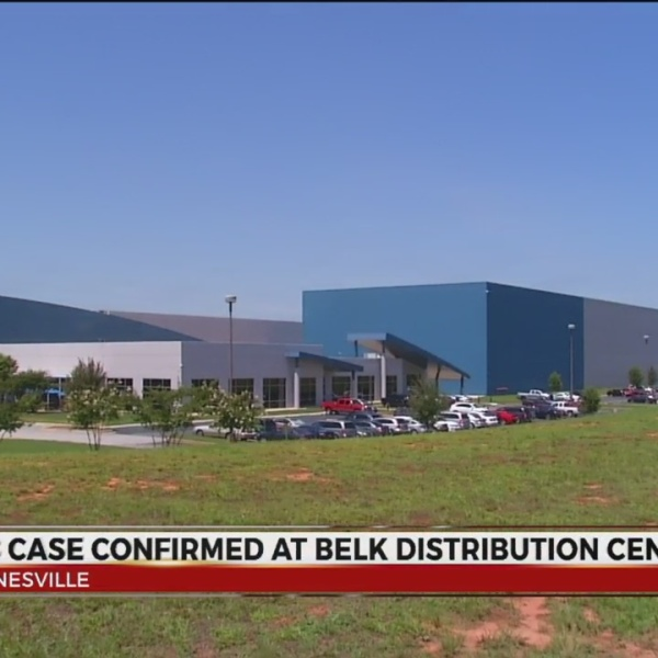 Belk Distribution employee tests positive for TB