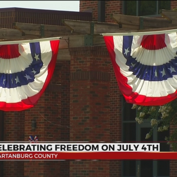 Celebrating freedom: Upstate remembers real reason behind the 4th