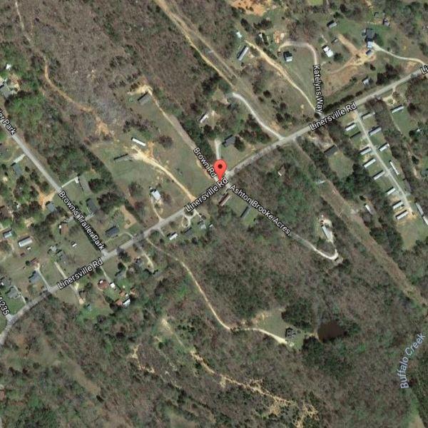 linersville road fatal map_426689