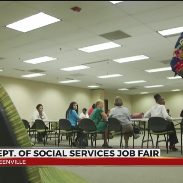 DSS Hosts Upstate Job Fair