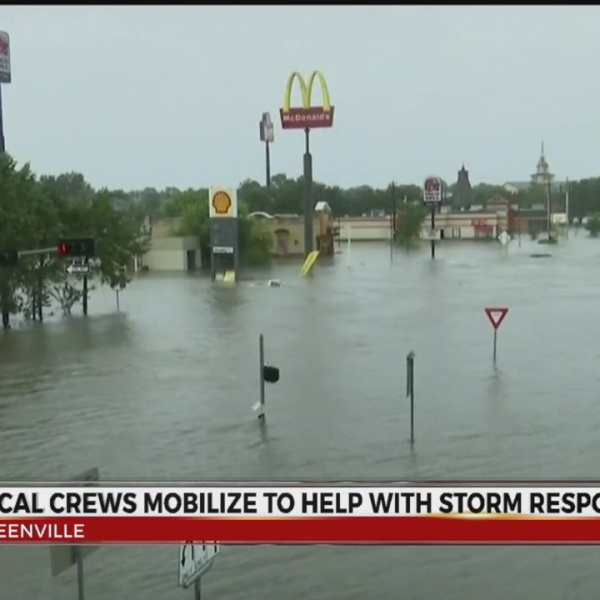 South Carolina Relief Workers Head to Houston