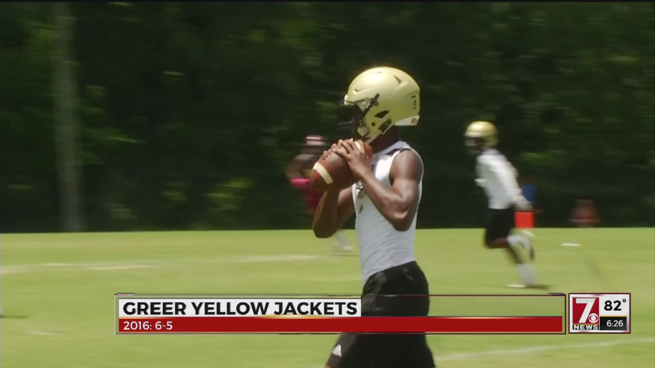 HSRZ Season Preview: Greer Yellow Jackets