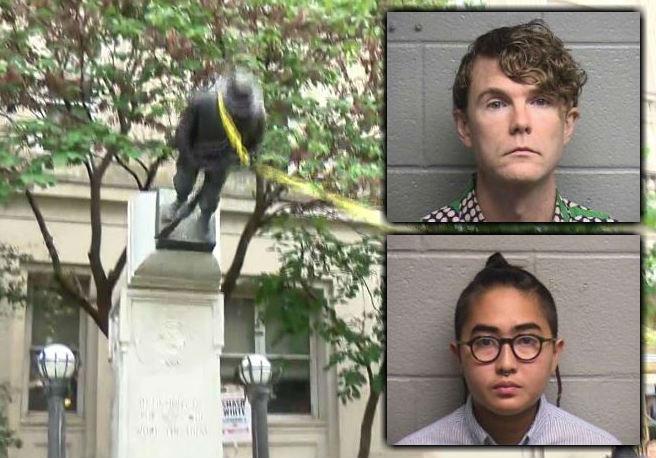 confederate-statue-toppled-arrest-mugs_437937