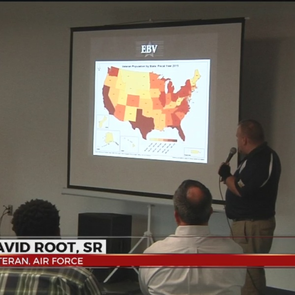 Upstate group helping veterans start their own business