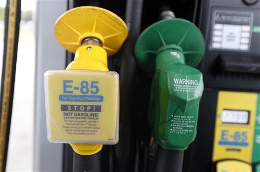 Ethanol in Gasoline_450138