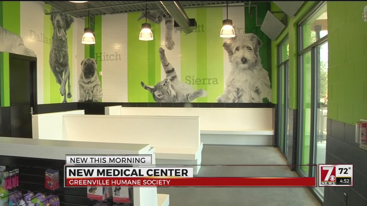 Greenville Humane Society medical center_462067