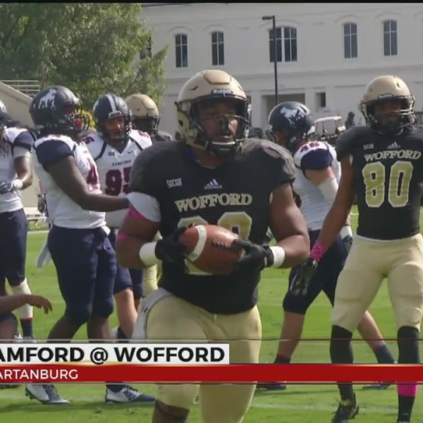 Samford Hands Wofford Its First Loss, 24-21