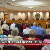 Greenville Co. Council asks sheriff to resign