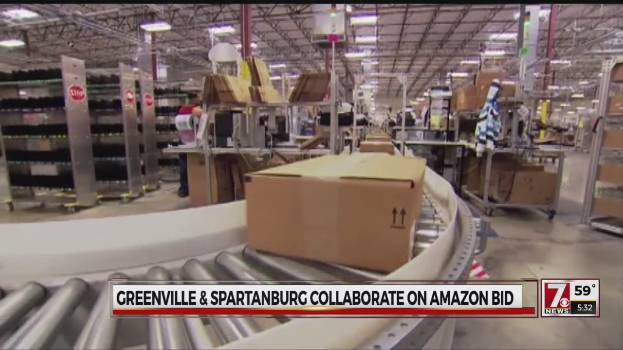 Upstate communities collaborate on Amazon bid