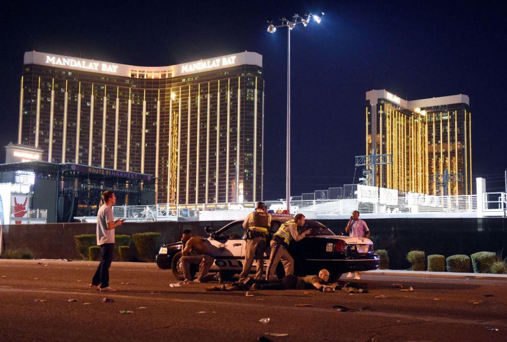Reported Shooting At Mandalay Bay In Las Vegas_465060