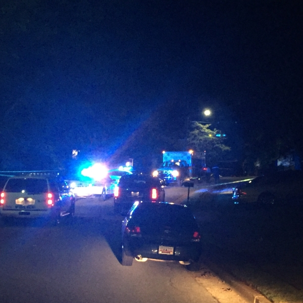 Alexander Avenue shooting scene Spartanburg_473041