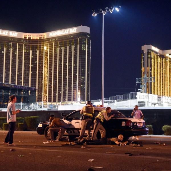 Reported Shooting At Mandalay Bay In Las Vegas_480924