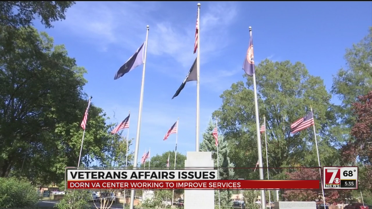 Dorn VA Medical Center holds open house to connect veterans with needed resources