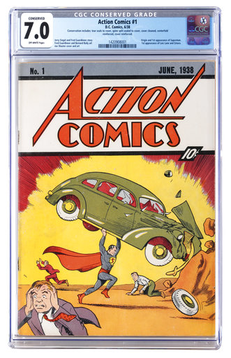 Rare Superman Comic-Auction_492628